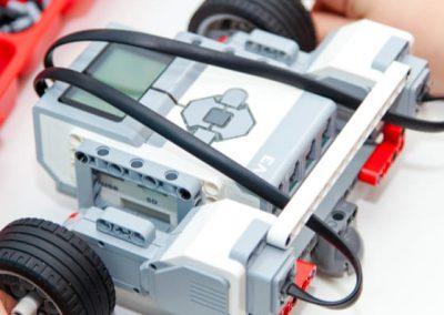 Coder Z: Robótica Virtual LEGO