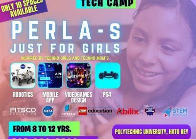 Perla-S Tech Camp